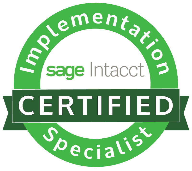 Sage Intacct Implementation Specialist